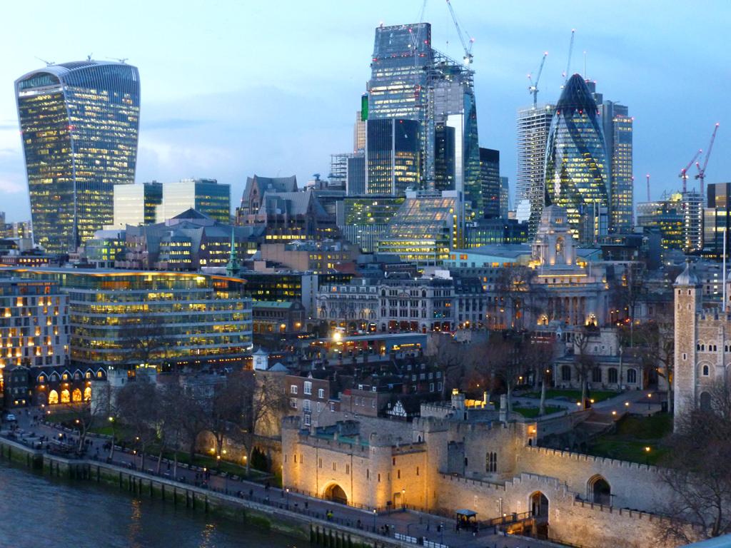London - Smart City