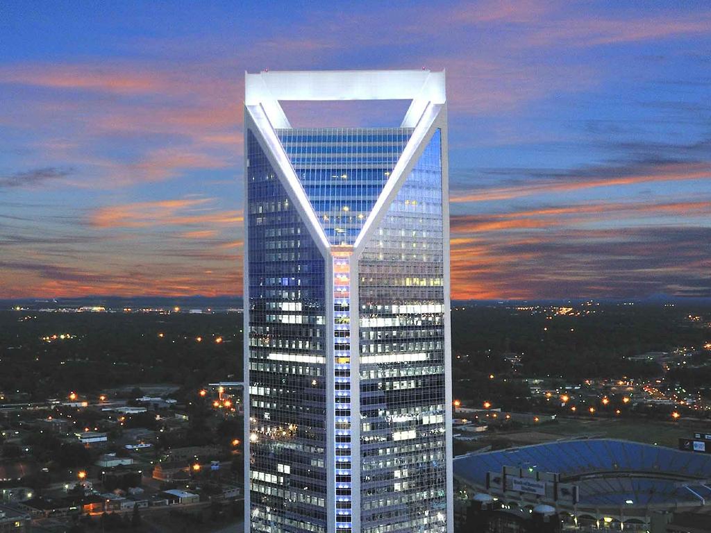 Duke Energy Center, Charlotte